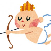 free-illustration-valentines-day-cupid