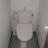 ガレージハウスA-1トイレ