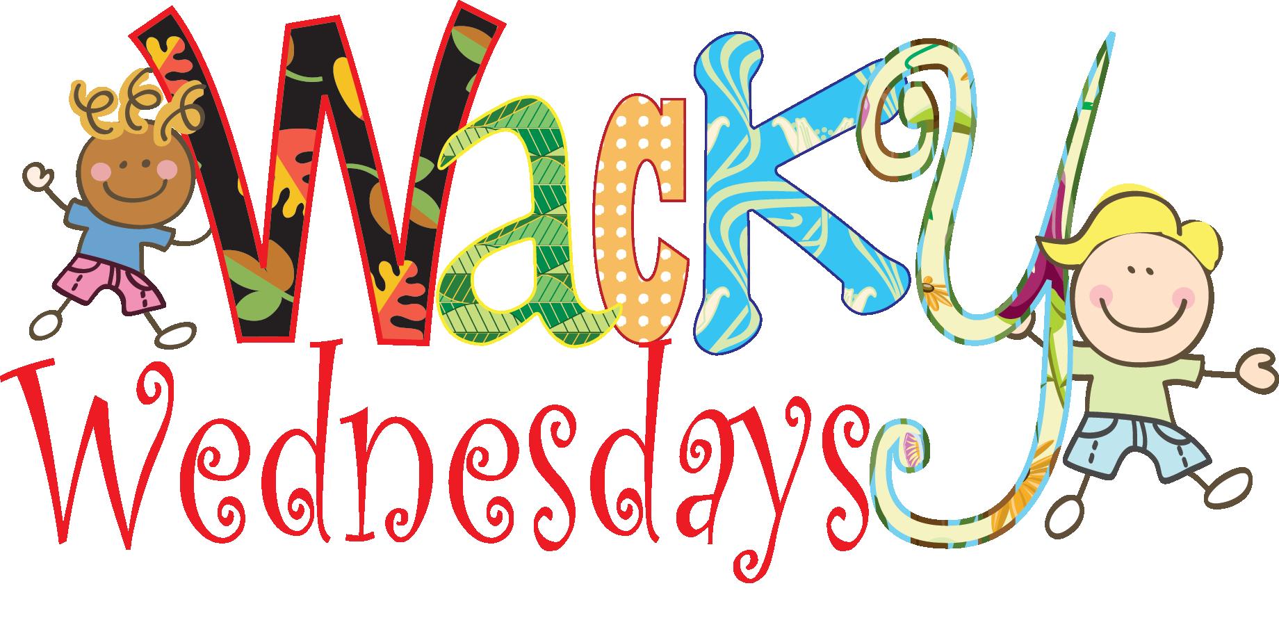 水曜日は思い切り wacky wednesday を楽しもう 世界の文化